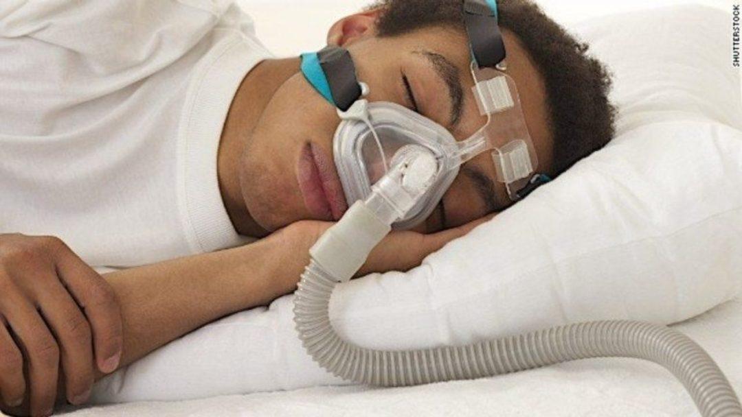 CPAP-Machine-for-sleep