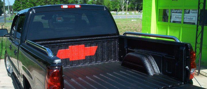 mini truck bedliner