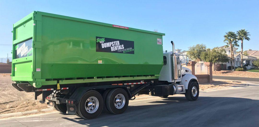 residential dumpster rental