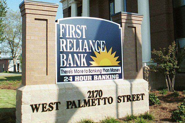 first reliance bank lexington sc