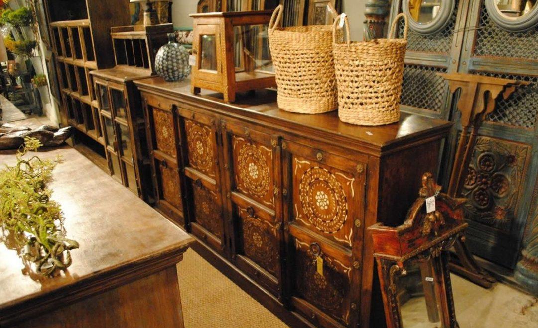 mcallen antique stores