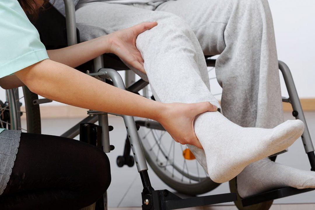 types of sport injuries