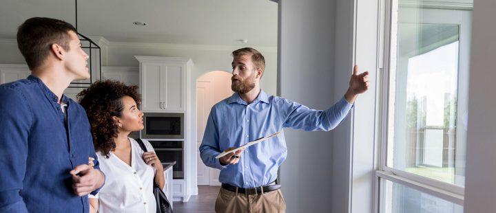 real estate agent for rentals